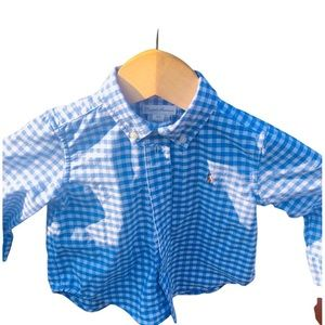 ⚡️ 3/$25 New Polo Ralph Lauren button down shirt